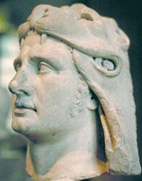 Древнегреческие захоронения царя митридата